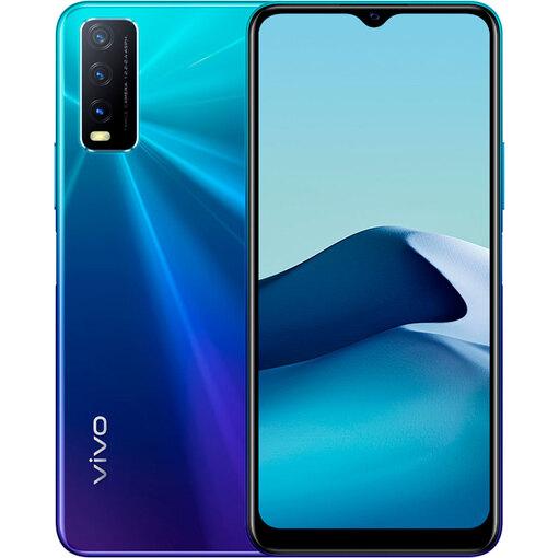 Смартфон VIVO Y12S (3+32GB) Nebula Blue