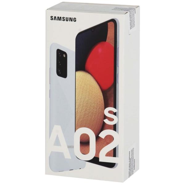 Смартфон SAMSUNG Galaxy A02s SM-A025F/DS (32GB) White 2