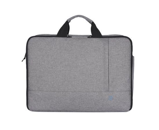 "Сумка для ноутбука 2E Laptop Bag 16"" Strict, Grey"