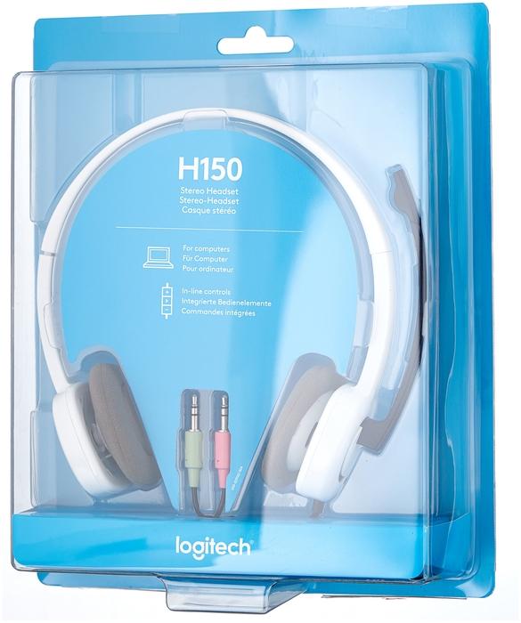 Наушники Logitech H150 2