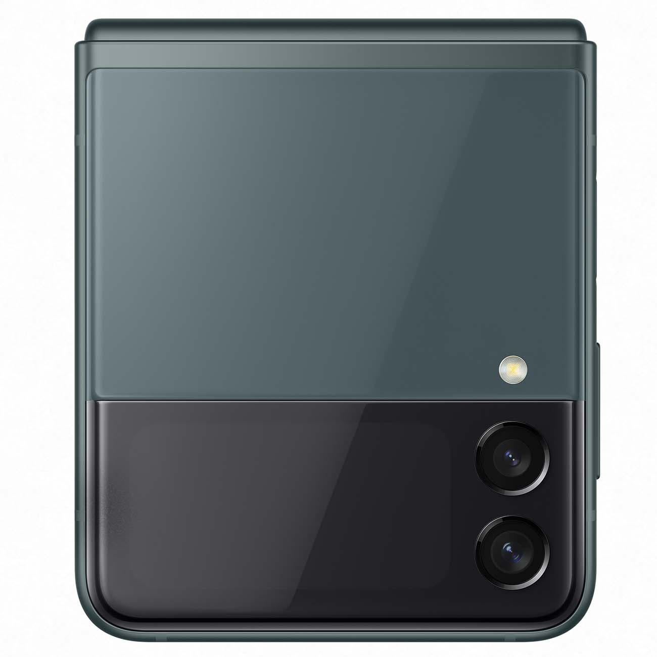Смартфон SAMSUNG Galaxy Z Flip 3 SM-F711B (128GB) Green 2
