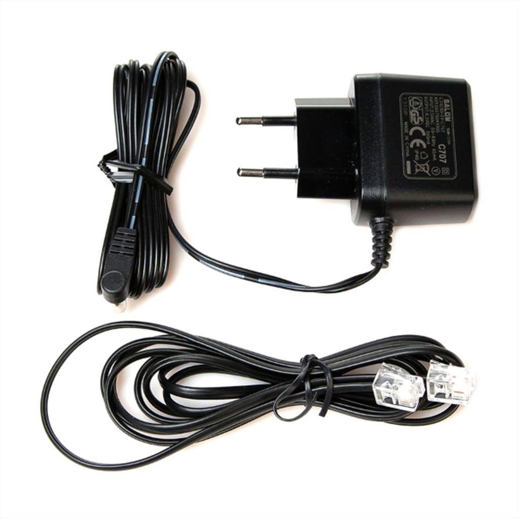 Радиотелефон Gigaset C610H RUS SHINY BLACK 2
