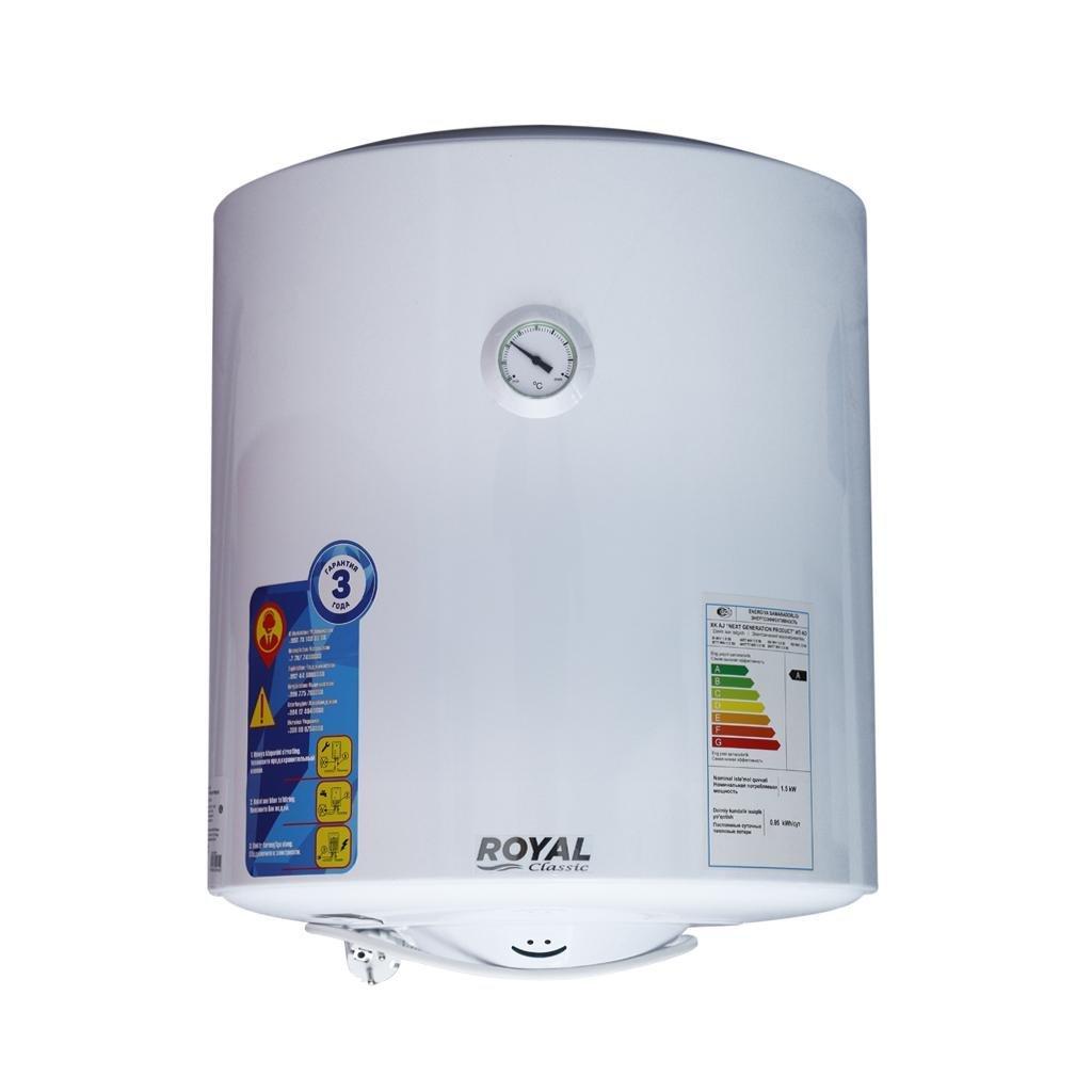 Водонагреватель Royal электрический RTT WH 1.5 50