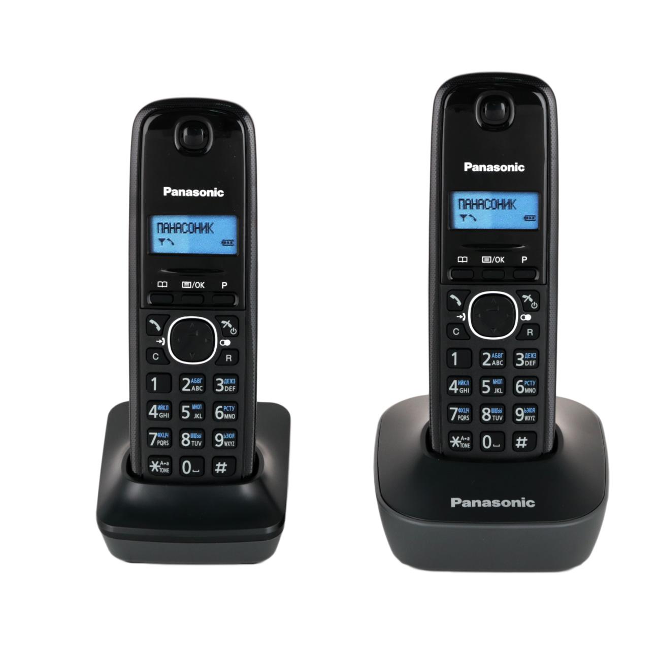 Радиотелефон Panasonic KX-TG 1612UAH