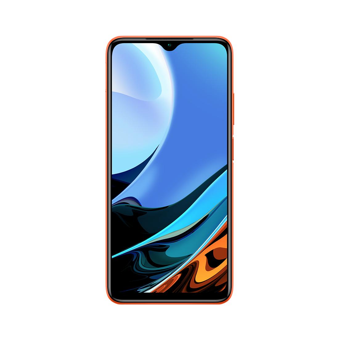 Смартфон Xiaomi Redmi 9T 4+128GB Sunrise Orange 2
