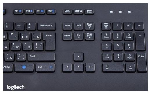 Клавиатура Logitech Touch K280e 2