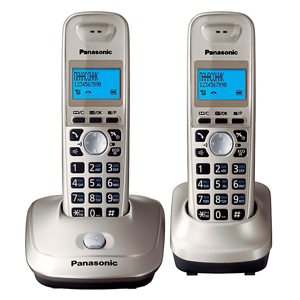 Радиотелефон Panasonic KX-TG 2512UAM