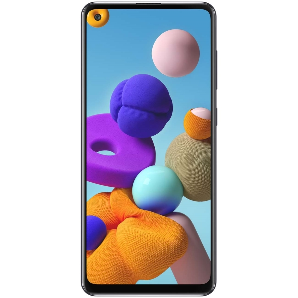Смартфон SAMSUNG Galaxy A21s SM-A217F/DSN (32GB) Black 2
