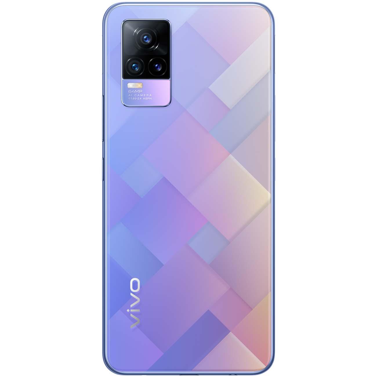 Смартфон VIVO V21E (8+128GB) Diamond Flare 2