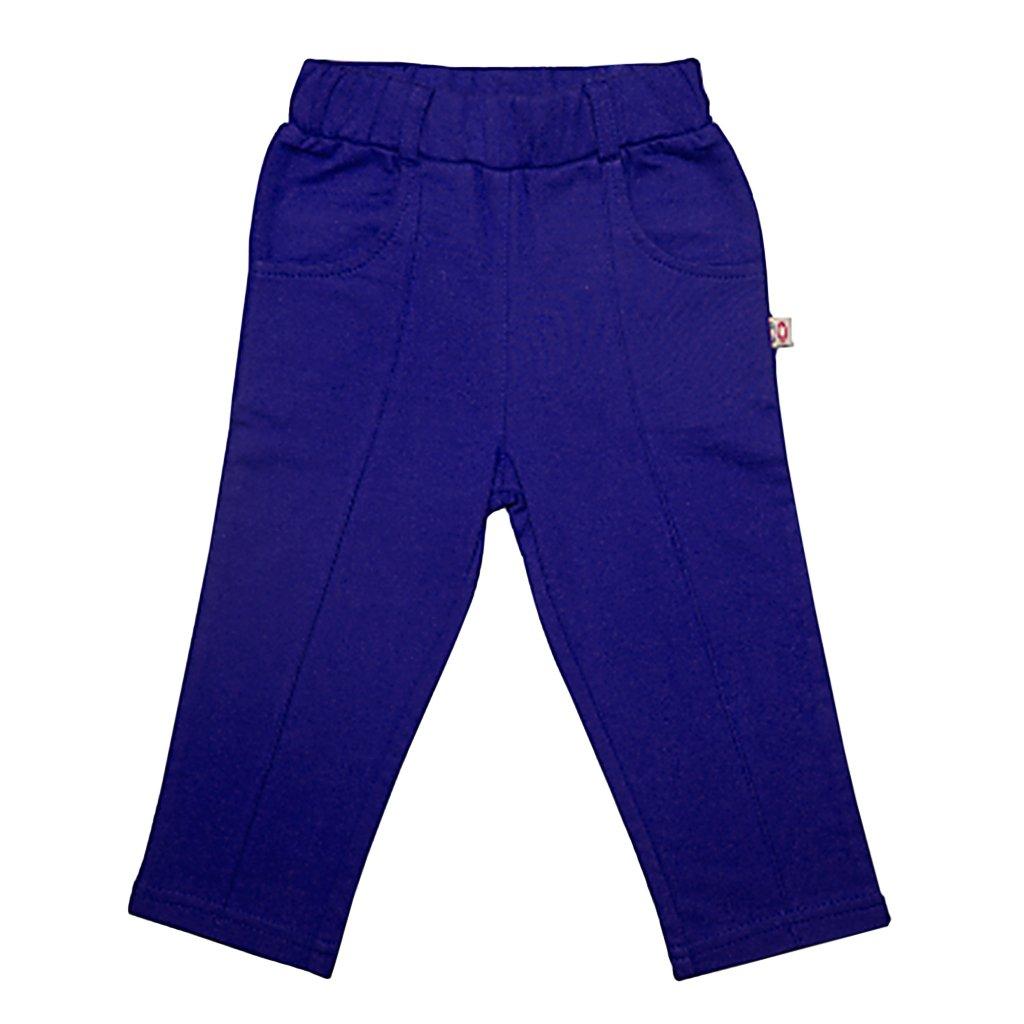 Брюки Kid kid цвет синий Casual для мальчика
