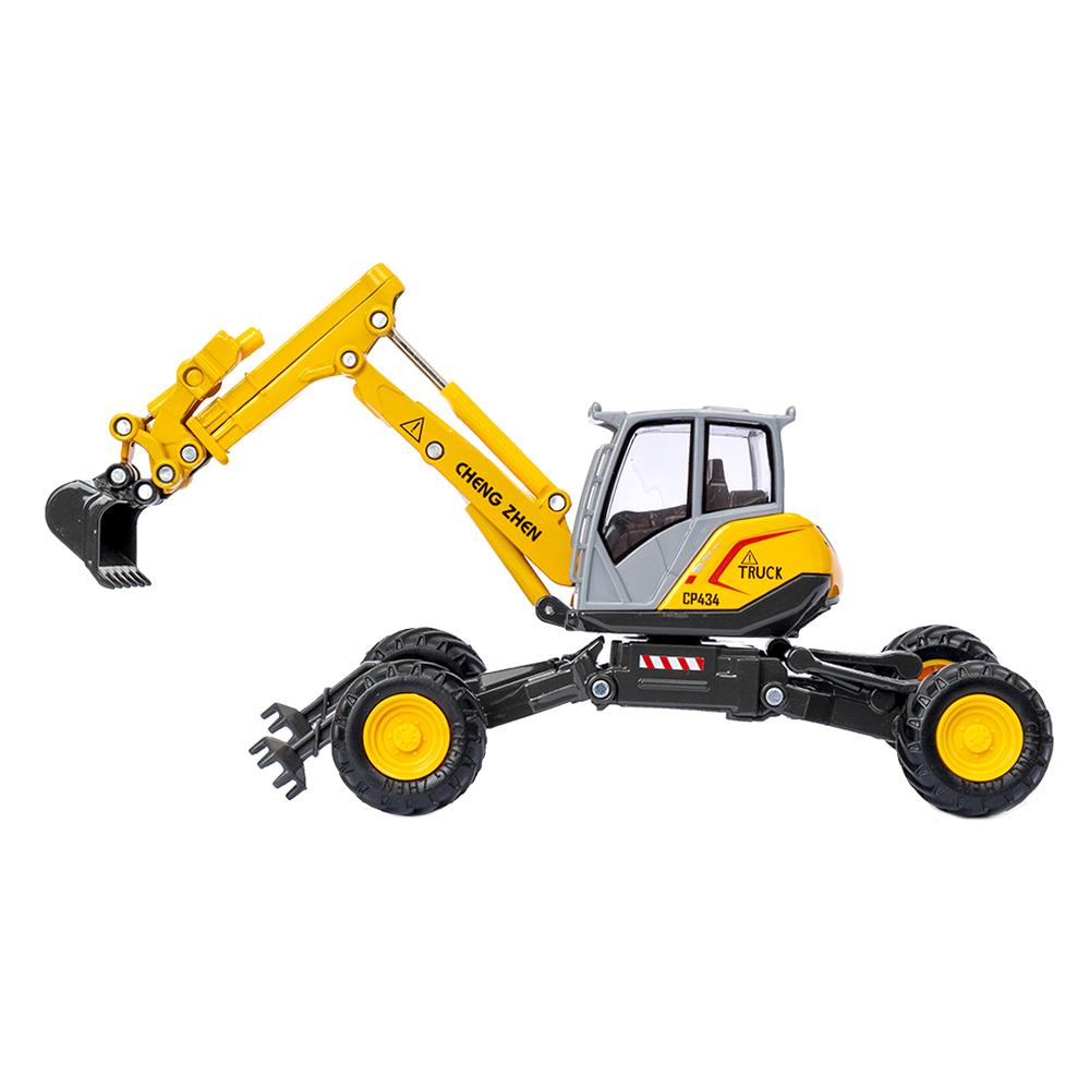 Машинка MSZ 1:50 Spider Excavator 14