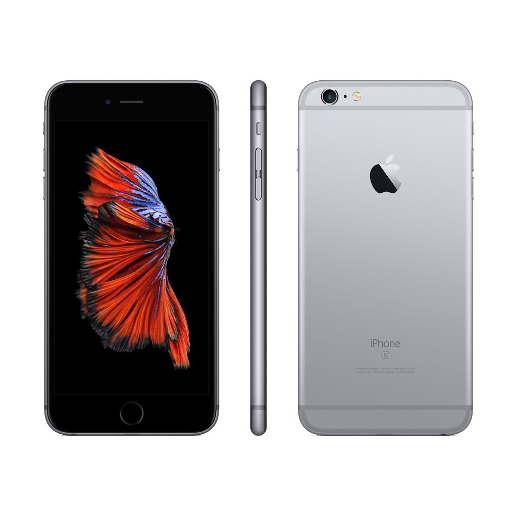 Смартфон APPLE A1687 IPhone 6S Plus 32 GB Space Grey