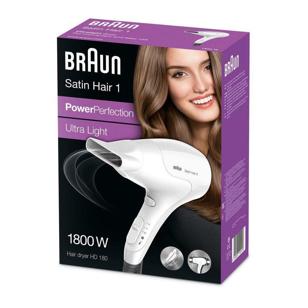 Фен BRAUN HD180 2