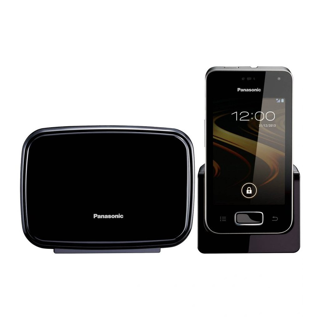 Радиотелефон Panasonic KX-PRX120UAW 2