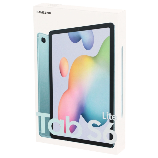 Планшет SAMSUNG Galaxy Tab S6 Lite 10.4 SM-P615 (64GB) Blue 2