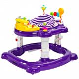 Ходунки CARETERO BATTERY RIDE-ON VEHICLE HIPHOP PURPLE