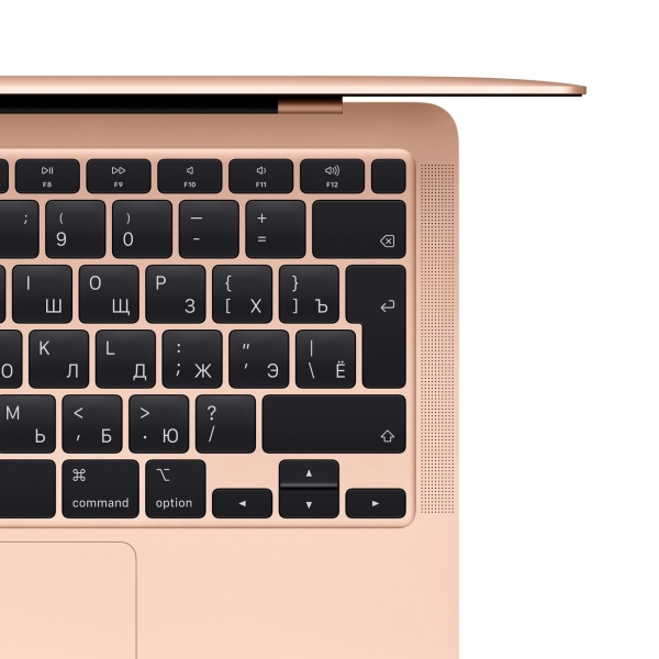 "Ноутбук Apple MacBook Air 13"" 256GB Gold 2"