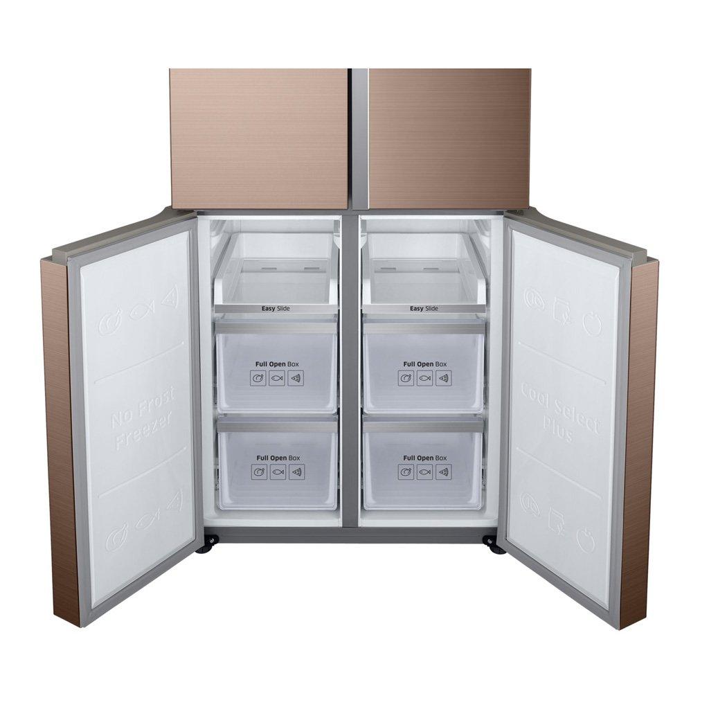 Холодильник Samsung RF50K5961DP/WT 2