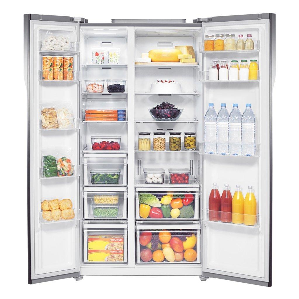 Холодильник Samsung RS552NRUA1J/WT 2