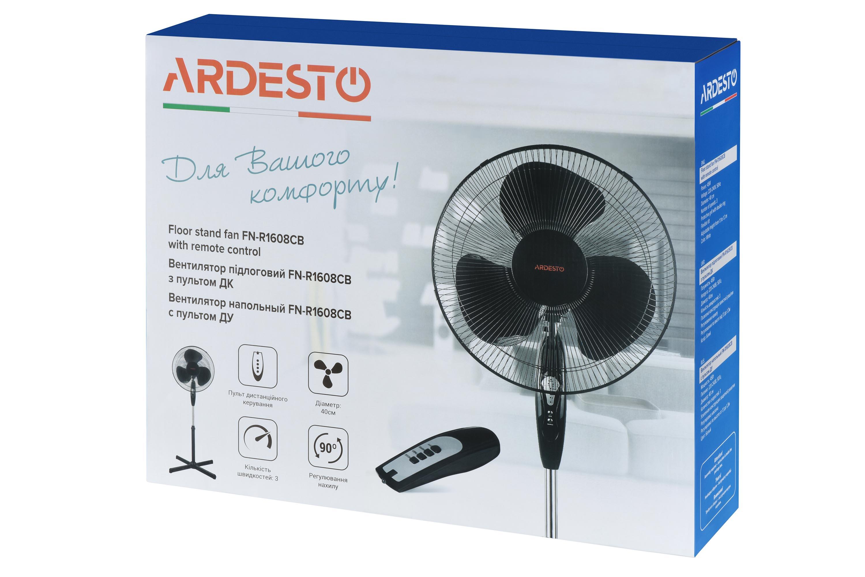 Вентилятор Ardesto FN-R1608CB 2