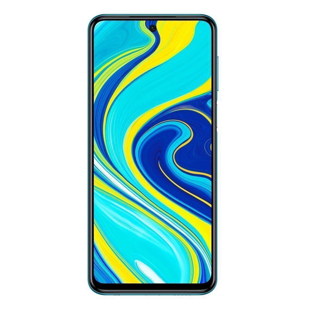 Смартфон Xiaomi Note 9S 4+64G Aurora Blue 2