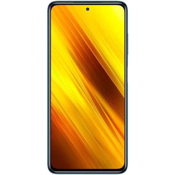 Смартфон Xiaomi POCO X3 6+64GB Cobalt Blue 2