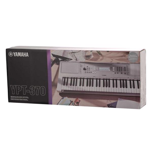 Синтезатор YAMAHA YPT-370 2