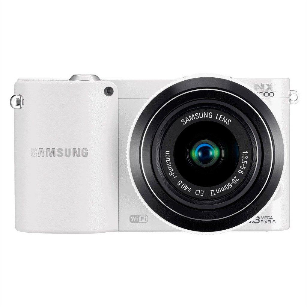 Фотоаппарат Samsung EV-NX1000BFWRU