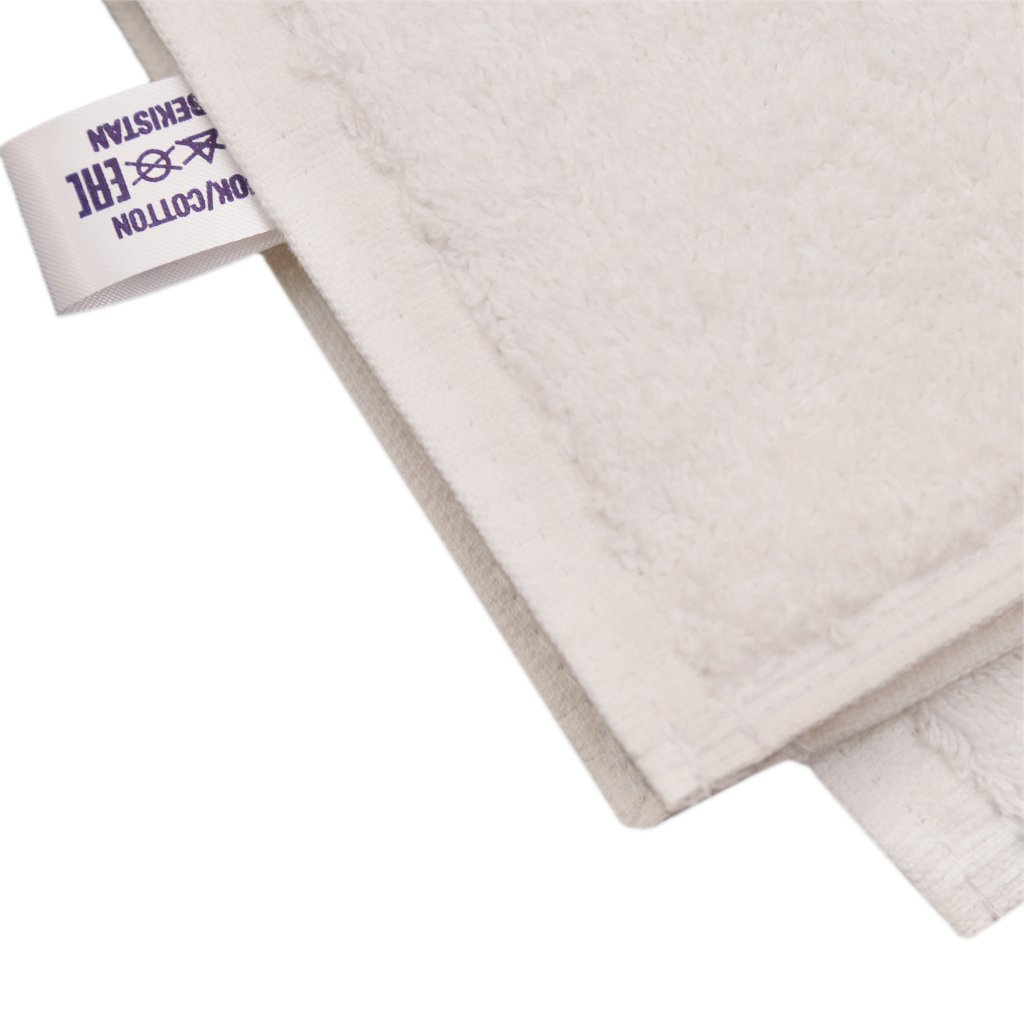 Полотенце махровое AST белое размер 50х90 2
