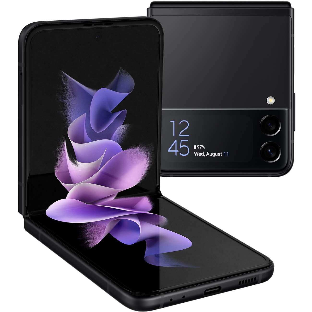 Смартфон SAMSUNG Galaxy Z Flip 3 SM-F711B (128GB) Phantom Black 2