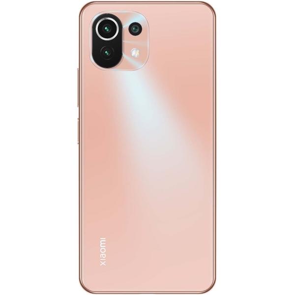 Смартфон Mi 11 Lite 6+128GB Peach Pink 2