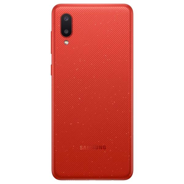 Смартфон SAMSUNG Galaxy A02 SM-A022G/DS (32GB) Red 2