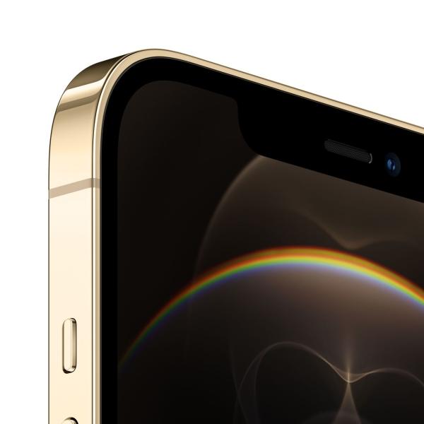 Смартфон iPhone 12 Pro Max 128GB Gold 2