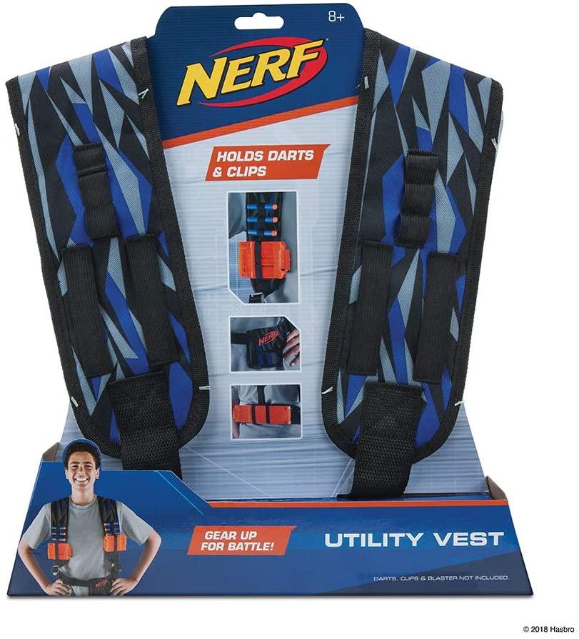 Жилет для стрел NERF Elite Utility Vest