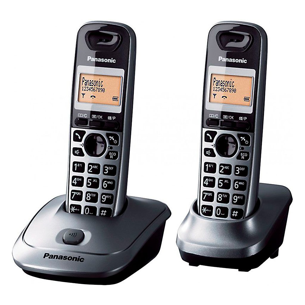 Радиотелефон Panasonic KX-TG 2512UAT