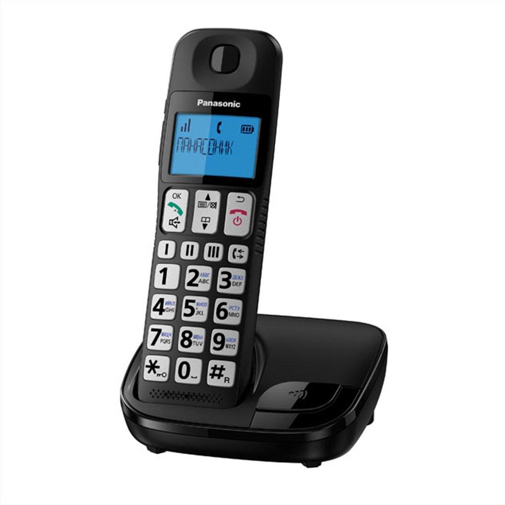 Радиотелефон Panasonic KX-TG E110UCB