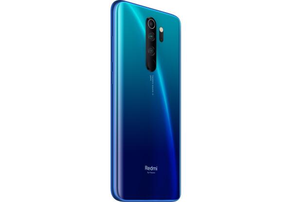 Смартфон Xiaomi Note 8 Pro 6+128G Ocean Blue 2