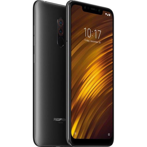 Смартфон Xiaomi Pocophone F1 6/128GB Black 2