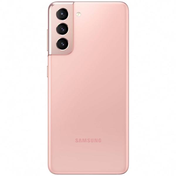 Смартфон SAMSUNG Galaxy S21 SM-G991B/DS (128GB) Pink 2