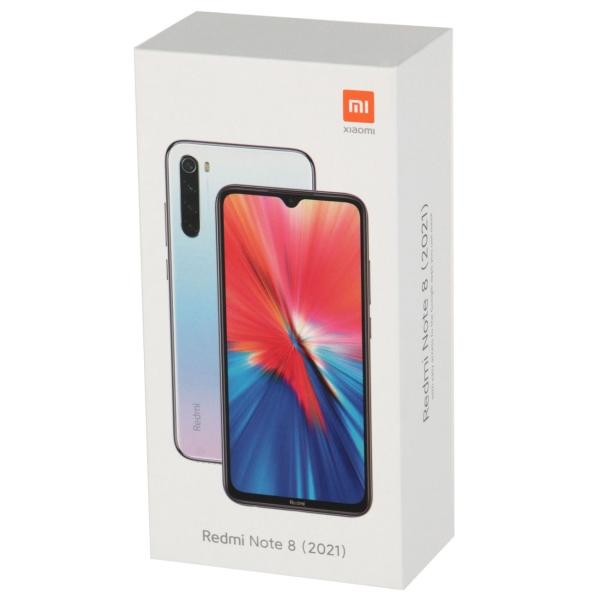Смартфон Redmi Note 8 4+64GB Neptune Blue (2021) 2