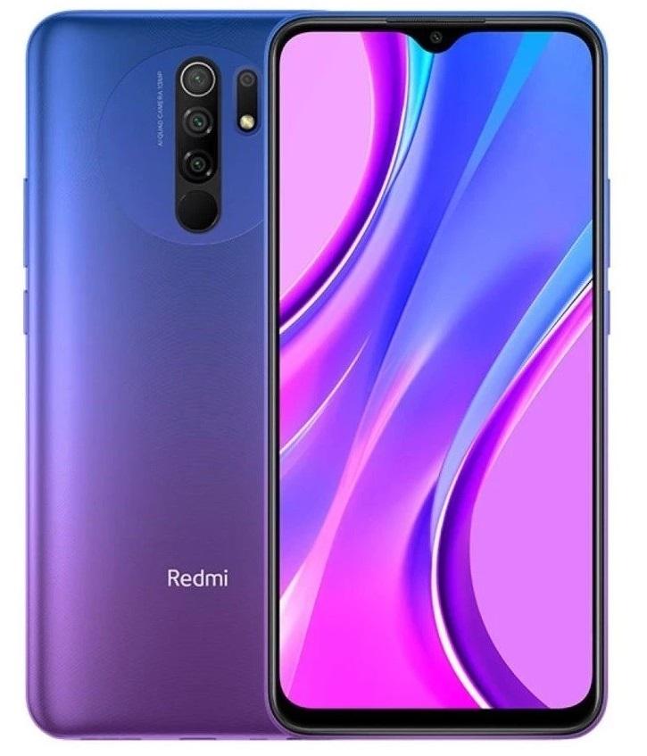 Смартфон Xiaomi Redmi 9 4+64GB Sunset Purple 2