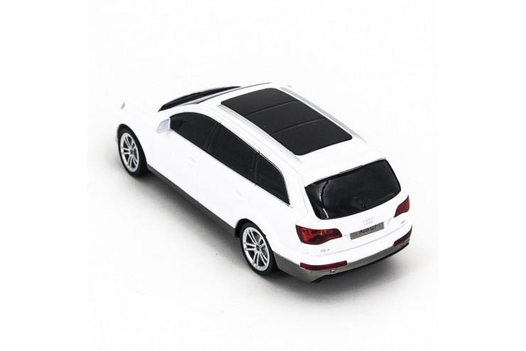 "Машинка Rastar ""Audi Q7"" белый 1:43 2"