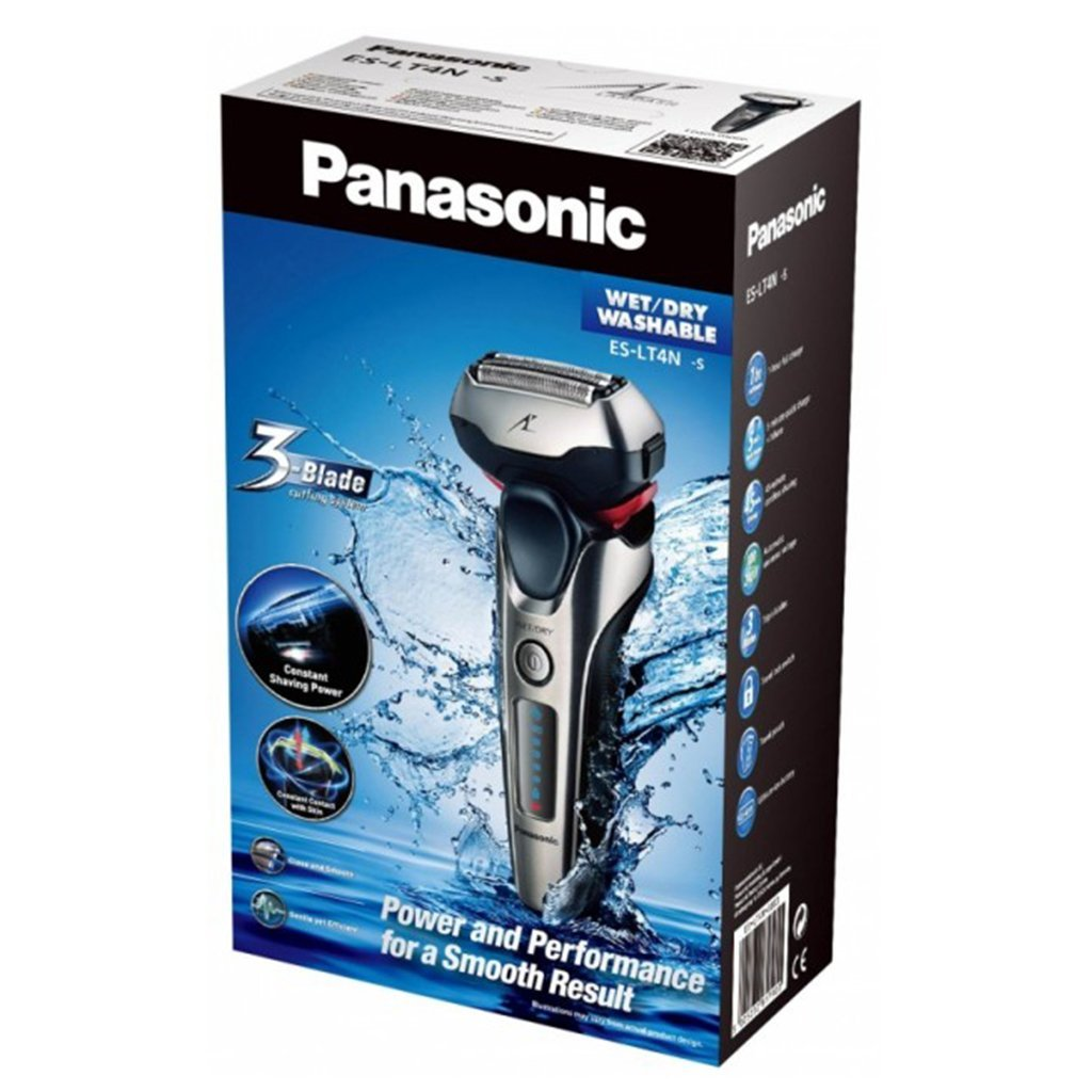 Электробритва Panasonic ES-LT4N-S820 2