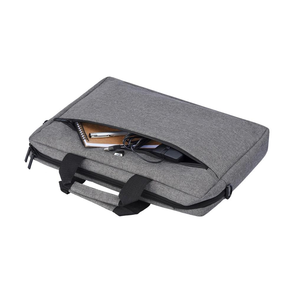 "Сумка для ноутбука 2E Laptop Bag 16"" Beginner, Grey 2"
