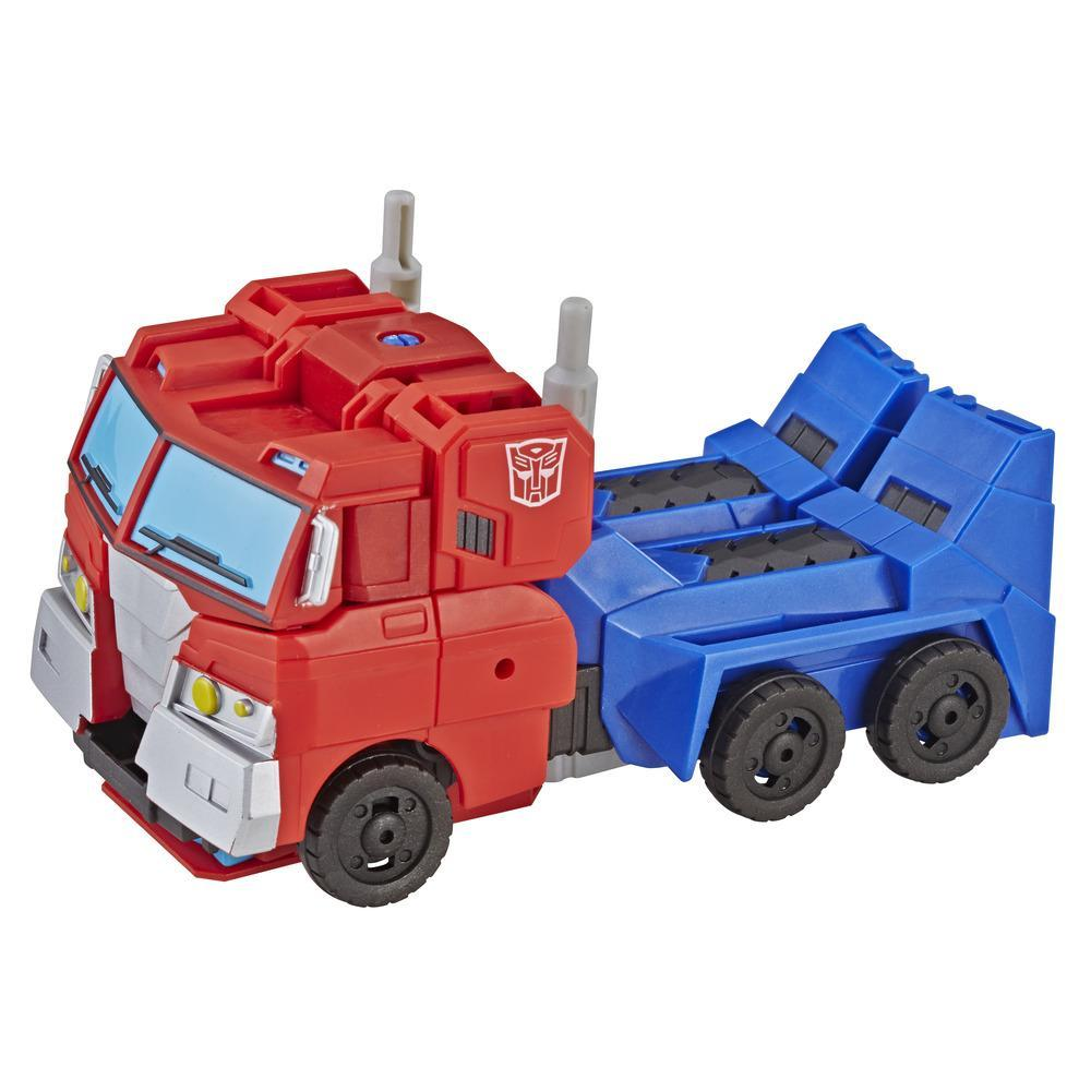 Робот HASBRO TRANSFORMERS Action Attacker 15 ast Optimus Prime 2