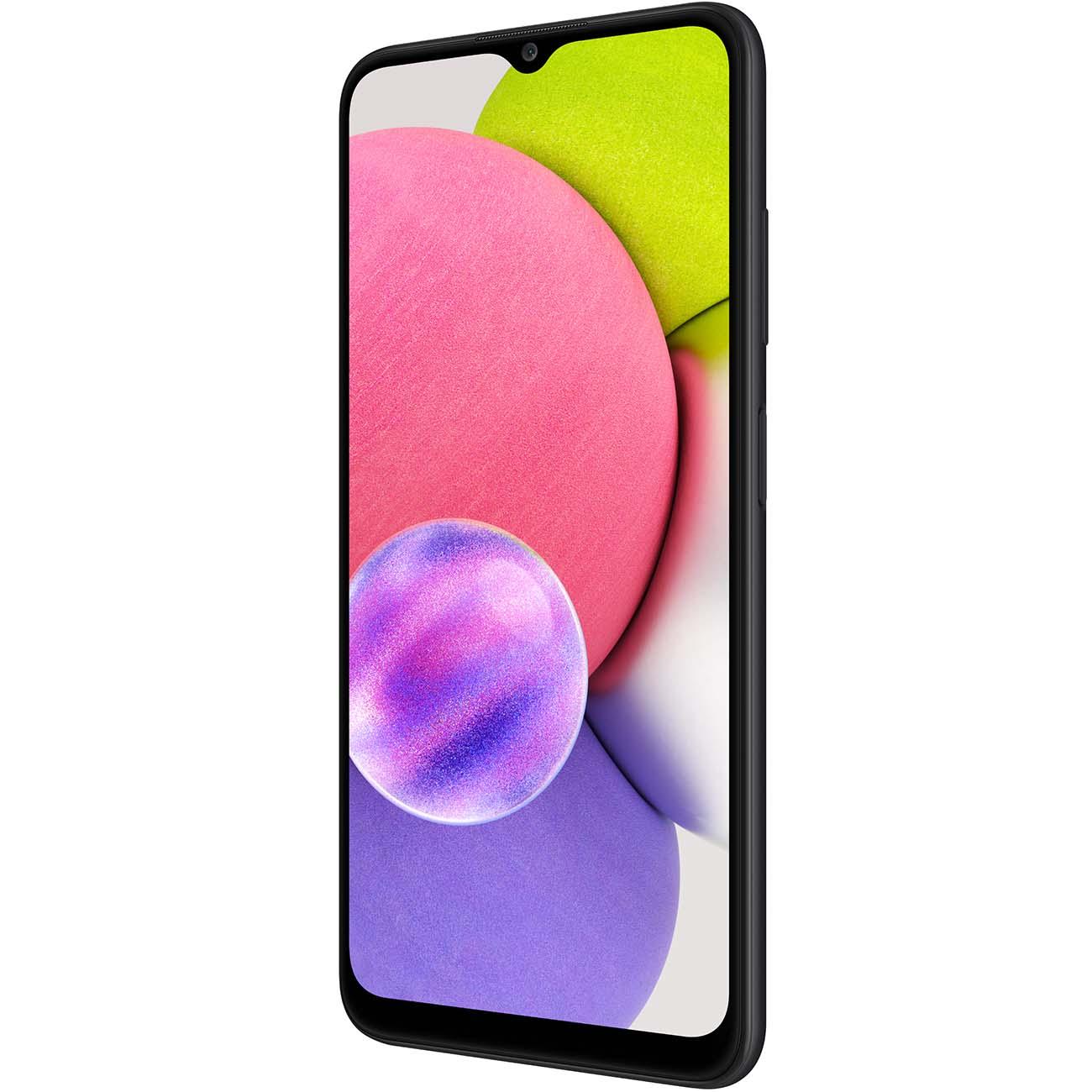 Смартфон SAMSUNG Galaxy A03s SM-A037F/DS (64GB) Black 2