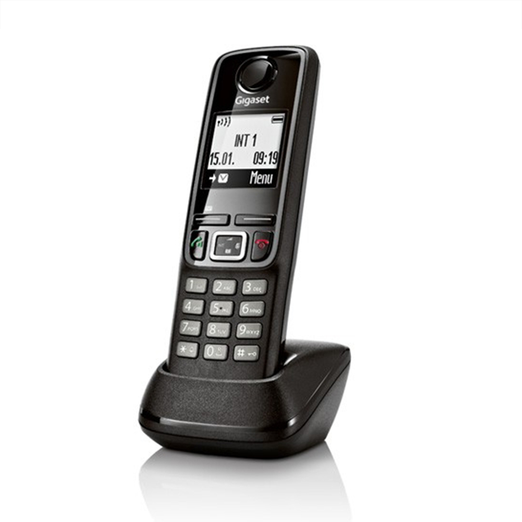 Радиотелефон Gigaset A420H BUNDLE RUS BLACK