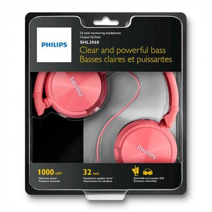 Наушники Philips SHL3060PK/00
