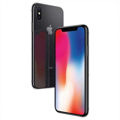 Смартфон APPLE A1901 IPhone X 256Gb Space Grey