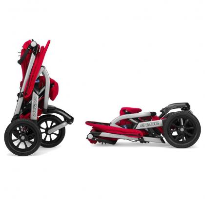 Коляска Chicco ACTIV3 STROLLER RED WAVE